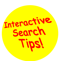 interactive search menu