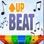 upbeat typing
